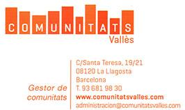 Comunitats Vallés