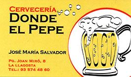 Cervecería Donde el Pepe